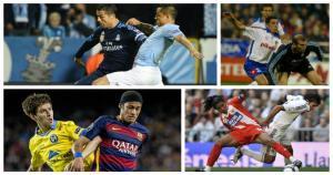 Los peruanos que chocaron contra los grandes de Europa en equipos 'chicos' (Getty).