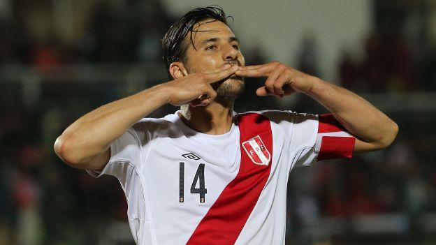Claudio Pizarro: 'Clasificar a un Mundial me mantiene motivado' (VIDEO)