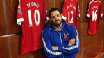 WWE: King Barrett quiere 'gomear' a otra estrella del Manchester United (VIDEO) - Noticias de roy keane
