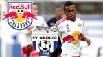 Yordy Reyna: Red Bull Salzburgo igualó 1-1 con Grödig por Bundesliga Austriaca - Noticias de la arena