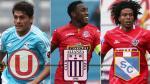 Universitario, Alianza Lima y Sporting Cristal: posibles jales para el 2016 - Noticias de nombre del año 2013
