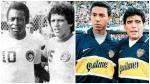Ocho jugadores peruanos que compartieron vestuarios con leyendas del fútbol. (Getty Images / Difusión)