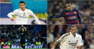 Cristiano Ronaldo está en la lista de los traspasos más caros (Getty Images).