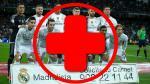 Real Madrid sumó una lesionado más y ya van ¡16 en toda la temporada! (Getty).