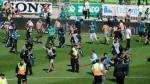 Colo Colo vs. Santiago Wanderers: partido suspendido por batalla campal - Noticias de christopher gonzales