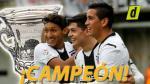 ¡Christofer Gonzales campeón con Colo Colo del Apertura de Chile 2015! - Noticias de valparaiso