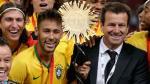 Neymar: Dunga reveló los motivos para que el crack gane el Balón de Oro - Noticias de votos balón de oro 2013