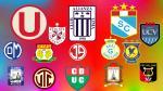 Descentralizado 2016: ¿qué clubes ya tienen técnico la próxima temporada? - Noticias de teddy cardama