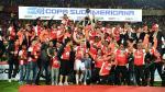 Santa Fe campeón de Copa Sudamericana 2015: revive el 3-1 sobre Huracán en penales - Noticias de manuel dominguez