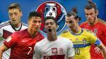 Eurocopa Francia 2016: así quedaron los seis grupos tras el sorteo - Noticias de congreso de la republica