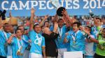 Sporting Cristal celebra sus 'Bodas de Diamante' luchando por la estrella 18 - Noticias de ricardo bentin