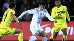 Real Madrid cayó 1-0 ante el Villarreal y se pone a cinco de la punta - Noticias de getafe cf