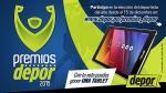 Premios Depor: vota hoy por tu deportista favorito y podrás ganar una tablet - Noticias de jose mallqui