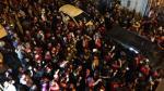Cristal vs. Melgar: los hinchas del 'Dominó' realizaron impresionante banderazo - Noticias de lucho zuniga