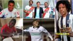 Fichajes 2016: altas, bajas y rumores del mercado de pases del fútbol peruano - Noticias de nicolas pacheco