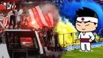 Facebook: japonés borracho se burló de Boca Juniors a pedido de River Plate - Noticias de borrachos