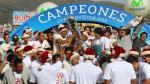 Universitario de Deportes: un día como hoy los cremas levantaron su estrella 26 - Noticias de rolando bogado