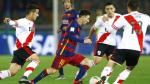 Twitter: ¿Barcelona se burló de River Plate escribiendo así su nombre? - Noticias de bayern munich