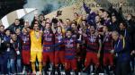 Barcelona ganó 3-0 a River y lleva tres Mundiales de Clubes en su historia