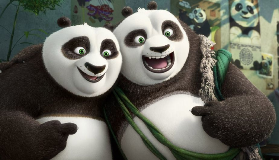 Kung Fu Panda 3 - 29 de enero (DreamWorks Animation)