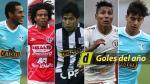 Descentralizado 2015: estos son los 5 mejores goles del año [VIDEO] - Noticias de yako