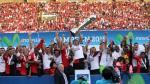 Melgar superó a Alianza Lima como el que más hinchas llevó el 2015 - Noticias de universiatrio