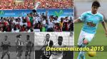 Descentralizado 2015: lo bueno, lo malo y lo curioso del año - Noticias de octavos de final copa libertadores 2013