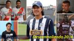 Fichajes 2016: altas, bajas y rumores del mercado de pases del fútbol peruano - Noticias de baylon ramon rodriguez