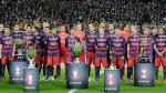 Barcelona: la máquina de ganar títulos y hacer goles, el mejor del 2015 - Noticias de claudio santiago reyes
