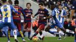 Barcelona empató 0-0 ante Espanyol por Liga BBVA en derbi catalán - Noticias de jose perez jr