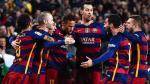 Barcelona ganó 4-1 al Espanyol por los octavos de la Copa del Rey - Noticias de hernan navarro