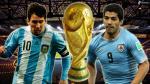Argentina y Uruguay irán con todo para ser los organizadores del Mundial 2030