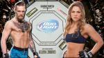 """UFC: """"Ronda Rousey es más estrella que Conor McGregor"""" - Noticias de ufc 193"""