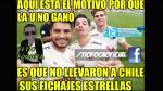 Universitario de Deportes vs. Colo Colo: los divertidos memes de la 'Noche Alba' - Noticias de gonzalo guadalupe