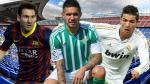 Liga BBVA: tabla de posiciones y resultados tras el final de la fecha 20 - Noticias de tabla de posiciones fecha 43
