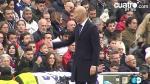 Zinedine Zidane tuvo tremendo enfado con James Rodríguez ante Sporting Gijón - Noticias de messi y sus amigos