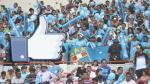 Facebook: Sporting Cristal hizo un llamado a los hinchas celestes - Noticias de torneo apertura