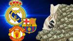 Real Madrid, Manchester United y Barcelona entre los clubes más ricos del mundo - Noticias de videos champions league 2014-15