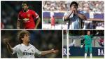 Diego Maradona, Adriano y los jugadores más gorditos del fútbol - Noticias de maxi lopez