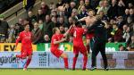 Liverpool le ganó 5-4 al Norwich en partidazo y ¡Jürgen Klopp enloqueció! - Noticias de diosa depor