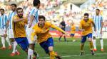 Barcelona ganó 2-1 a Málaga y es líder absoluto de la Liga BBVA - Noticias de luis hidalgo suarez