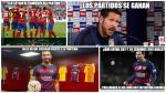 Barcelona vs. Atlético de Madrid: estos son los mejores memes del partido - Noticias de jorge resurreccion