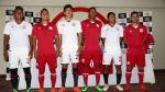 Fútbol peruano: ¿cuál es la camiseta más bonita de las que han presentado en 2016? - Noticias de raza negra