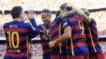 Barcelona venció 2-1 a Atlético de Madrid por la Liga BBVA (Video) - Noticias de jorge resurreccion