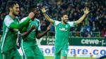Claudio Pizarro: Werder Bremen empató 3-3 con Hertha Berlín por Bundesliga - Noticias de borussia dortmund vs schalke 04