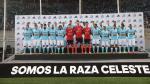 Sporting Cristal presentó a su plantel 2016 en la Noche de la Raza Celeste - Noticias de real garcilaso