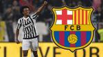 Barcelona: ¿Juan Cuadrado será jugador azulgrana en las próximas horas? - Noticias de libro de pases