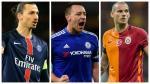 Ibrahimovic, John Terry y otros: ¿dónde jugarán la próxima temporada? - Noticias de zlatan ibrahimovi