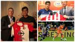 André Carrillo y los peruanos que cambiaron de equipo en este 2016 (FOTOS) - Noticias de miguel curiel
