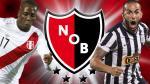 Mauro Guevgeozián jugará con Luis Advíncula en Newell's Old Boys - Noticias de mauro guevgeozian